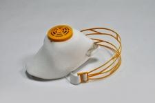 Респиратор У-2К белый