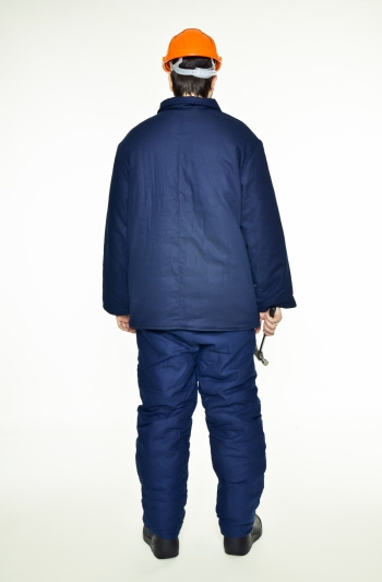 Куртка ДІАГОНАЛЬ  ватяна