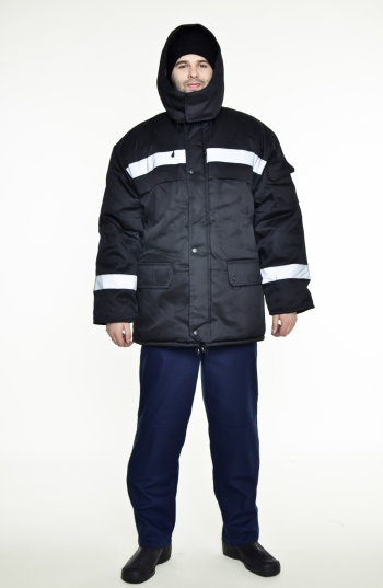 Куртка ТАЙГА Черная