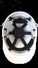 Каска захисна SAFE-GUARD, з вентиляцією