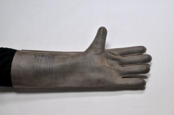 Рукавички діелектричні шовні