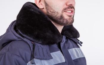 Куртка СЕВЕР серая