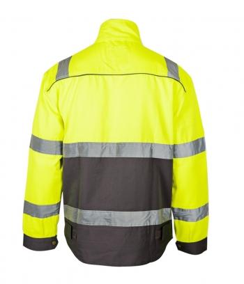 Куртка рабочая сигнальная  SUNDERLAND