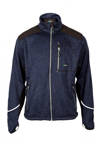 Куртка-кардиган рабочая OXFORD
