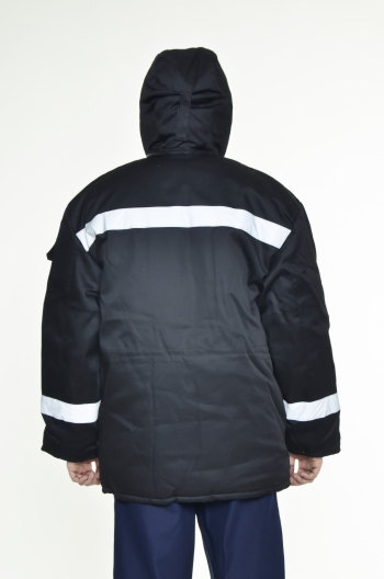Куртка ТАЙГА чорна