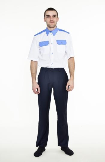 Сорочка чоловіча з коротким рукавом