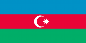 Флаг Азейбаржана