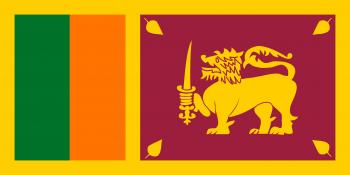 Прапор Шрі-Ланки