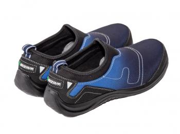 Кросівки текстильні TAMPA Blue