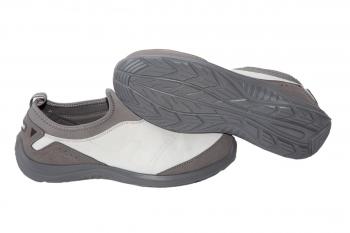 Кроссовки текстильные TAMPA White